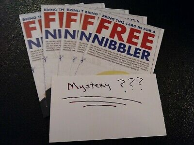 (5) Zaxby's Nibbler Vouchers+1 Mystery Combo Meal Voucher (No Expiration)