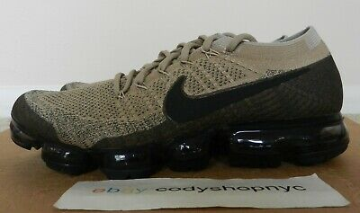 hot sale online 3da25 c0ee1 NIKE AIR VAPORMAX Flyknit Pudding Khaki Tan Beige Anthracite ...