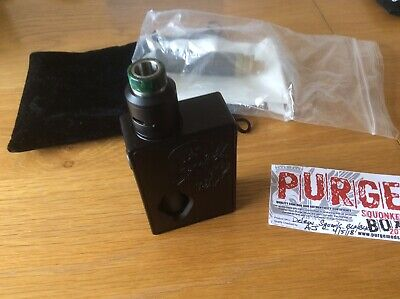 ARES SQUONK MOD With Extra Doors And Authenticity Card - £75 00