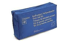 New Genuine GM Vauxhall Opel Car First Aid Kit 93199417
