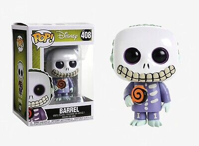 Funko Pop Disney The Nightmare Before Christmas: Barrel Vinyl Figure Item #29385