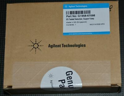 New in Box Agilent ES Tested Nebulizer Support Assembly G1958-67098