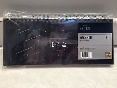 BTS 5th Muster Magic Shop Official MD Desk Note