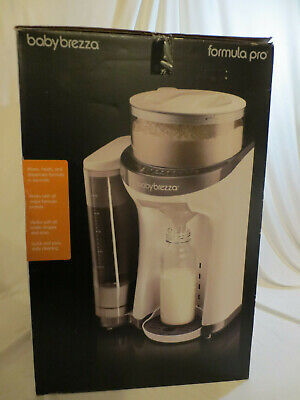 Baby Brezza Formula Pro One Step Mixer  Maker Baby Infant Food Babybrezza