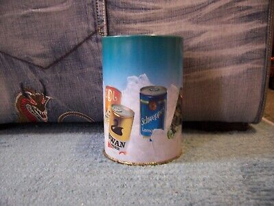 Vintage Willow Metal Can Stubby Holder 1980's