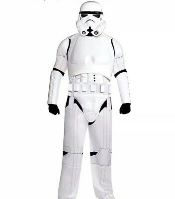 Star Wars STORMTROOPER Adult Costume Standard size