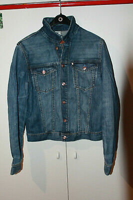Giacca jeans H&M uomo