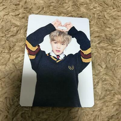 BTS JIMIN Happy Ever After JAPAN OFFICIAL FANMEETING MINI PHOTO CARD a5