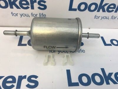 Vauxhall Meriva A Vectra B Zafira A Petrol Fuel Filter BNIB With Clips 25313359