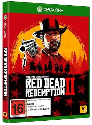 ⚜️ Red Dead Redemption 2 Xbox One ⚜️
