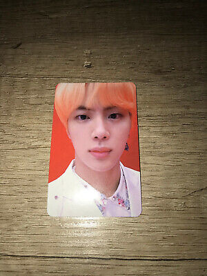 BTS [LOVE YOURSELF: ANSWER] JIN Photocard Official S Ver. Kpop