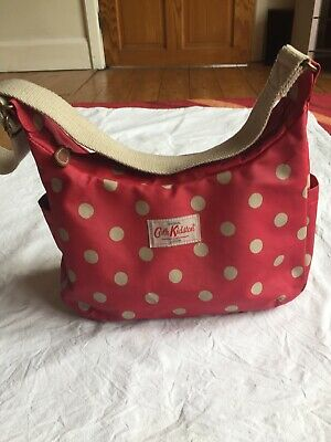100% satisfaction guarantee cheapest price get cheap CATH KIDSTON RED Spot Shoulder Bag - £4.99 | PicClick UK