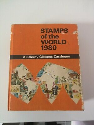 The Stanley Gibbons Catalogue Stamps Of The World 1980