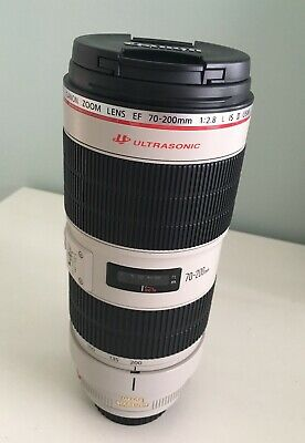 Canon Ef 70-200mm f2.8 L IS II USM lens - Brand New In Box