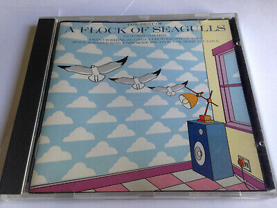 """A FLOCK OF SEAGULLS """"THE BEST OF"""" CD album"""