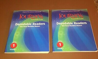 NEW - HOUGHTON Mifflin Leveled Readers: Decodable Reader Unit 5