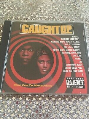 Caught Up [PA] by Original Soundtrack CD Ex Snoop Gang Starr Mack 10 AZ Kurupt..