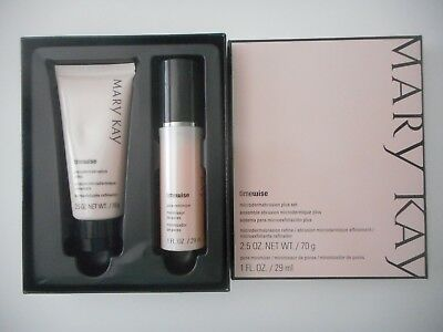 Mary Kay Timewise Microdermabrasion Plus Set New