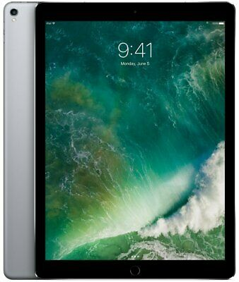 "Apple iPad Pro 12.9"" 2nd Gen 64GB 256GB 512GB WiFi 4G LTE Unlocked iOS UK STOCK"