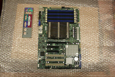 Supermicro H8SGL-F / Server Mainboard + AMD Opteron 6320 / Sockel G34
