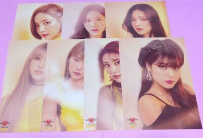 MOMOLAND MEMBER MINI ALBUM Show Me I'm so hot Japan Tower Record Limited Flyer