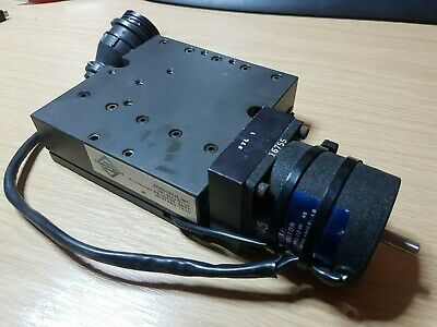 """Aerotech ATS302M 5"""" Linear Stepper Axis Stage"""