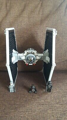 LEGO Star Wars 9492 TIE Fighter Episode IV - VI mit 3 Minifiguren unbespielt