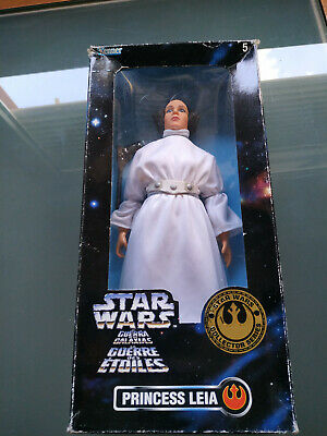 Collector Series Star Wars Princess Leia Princesa 12 Pulg Guerra Galaxias