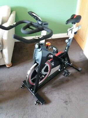 JLL IC300 Indoor Cycling Exercise Bike Direct Chain Driven 18kg