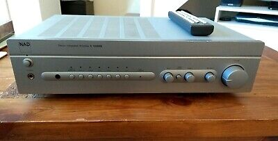 QUALITY NAD C320 BEE Stereo integrated Amplifier - £110 00 | PicClick UK