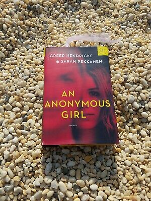 An Anonymous Girl , Hardcover
