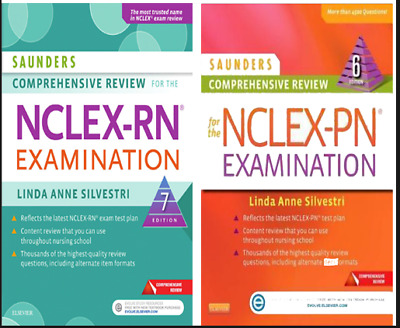 Saunders Comprehensive Review for the NCLEX-RN *NCLEX-PN Examination PDF