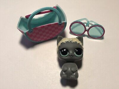 LOL Surprise Doll LIL SECRET AGENT PURR Baby LITTLE PETS Kitty MAKEOVER SERIES