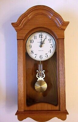 Howard Miller 625-467 Jayla Wall Clock Westminster Chime