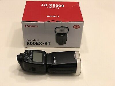 Canon Speedlite 600EX-RT Shoe Mount Flash  (2)
