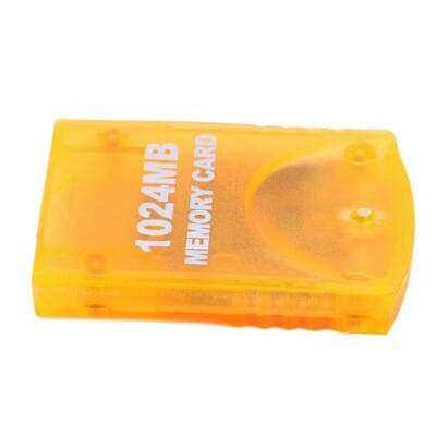 1024MB Game Memory Card Block Fit for Nintend Wii Gamecube GC Game Console JF#E