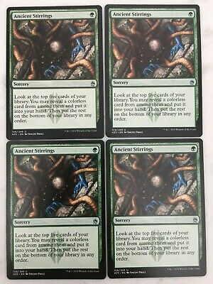 1x Ancient Stirrings NM-M Masters 25 Magic the Gathering MTG