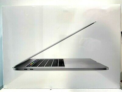 "Apple Macbook Pro 15"" 2017 Silver i7 2.8GHz, 256GB, 16GB, Radeon 555 B46632"