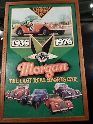 Morgan Sports Car 1936-1976 'The Last Real Sports Car""