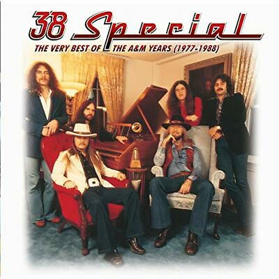 38 Special - The Very Best Of The A&M Years: 1977-1988 CD