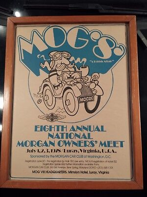 "Morgan Meet 1978 - Mog 8, ""A British Affair""."
