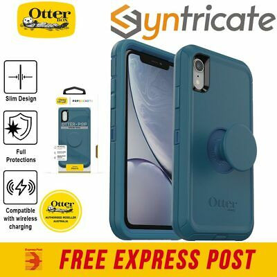 Otterbox Otter + Pop Defender Case For Iphone XR - Winter Shade