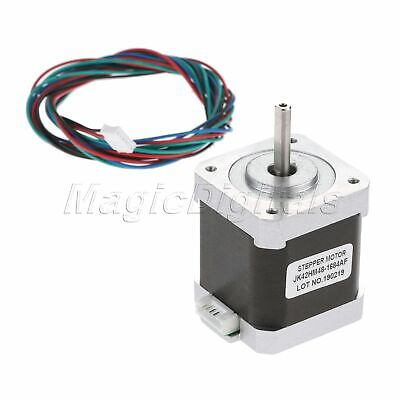 NEMA17 0.9° Degree 2-Phase 4-Wire 48mm Bipolar Stepper Motor For 3D Printer