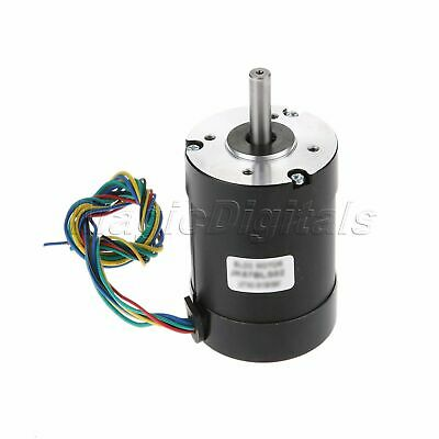 JK57BLS005 Brushless DC Motor 23W 3.5A 24V 3Phase 4000RPM 45mm Length BLDC Motor