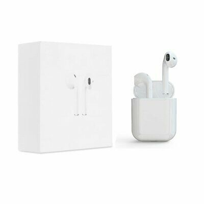 Premium For Apple Pods Style Wireless Earbuds with Charging Case Headphones TWS