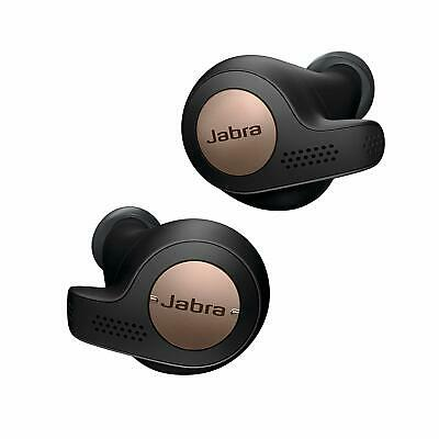 Jabra Elite Active 65t True Wireless Sports Earbuds with Charging Case – Copper