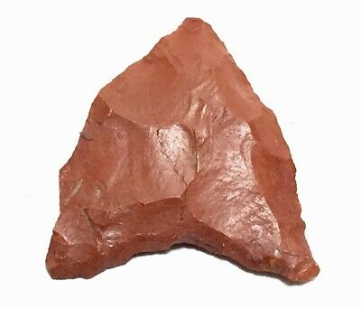 Large Rare Authentic Paleo Indian Dalton Point Arrowhead Native American Md