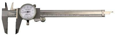 Watch Caliper 150 mm - with Roll - Reading 0,05 mm - Din 862