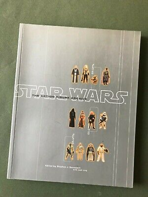 The Star Wars Action Figure Archive by Sansweet, Stephen