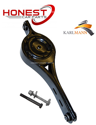 For FORD MONDEO MK4 07> REAR LOWER SUS TRAILING WISHBONE CONTROL ARM X1 + BOLTS